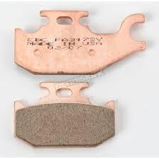 ebc sv severe duty sintered metal brake pads fa317sv atv u0026 utv