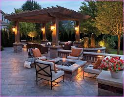 Backyards Ideas Patios by Nice Patio Ideas With Firepit 17 Best Ideas About Fire Pit Designs