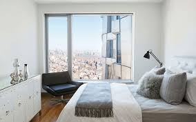 Bedroom Furniture New York by New York Luxury One Bedroom Apartment Floorplan New York By Gehry