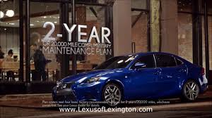 lexus pre owned silver spring the spring collection sales event is at lexus of lexington youtube