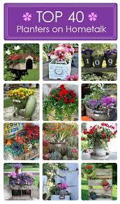 321 best unique u0026 nostalgic planter ideas images on pinterest