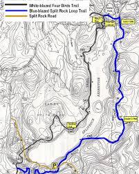 Map Nj Nj Hiking Trail Maps Njhiking Com