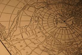 Latitude Map How Far Is It Between Lines Of Latitude And Longitude