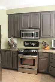 Cabinet Styles For Kitchen Kitchen Cabinets Urbane Bronze By Sherwin Williams And Antique