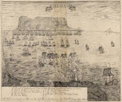 Capture of Gibraltar