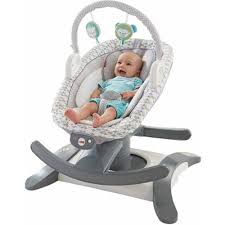 Rocking Chairs At Walmart Graco Slim Spaces Compact Baby Swing Etcher Walmart Com