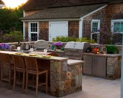 Garden Kitchen Design by Awesome Modern Kitchen Design Ideas Come With White Lacquered