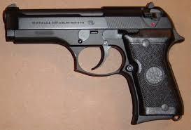 beretta handguns