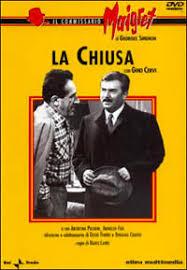 "Locandina - copertina DVD ""LA CHIUSA"""