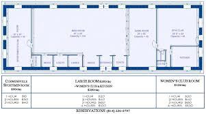 Community Center Floor Plans Curwensville Community Center Making Memories Across Generations