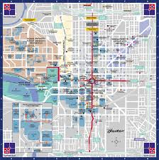 Downtown Dallas Map by Maps Of Dallas Map Of Indianapolis