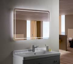 bellagio ii backlit mirror led bathroom trends and back lighted