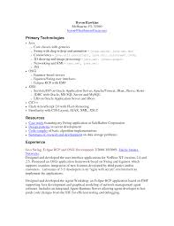 Best Software Engineer Resume by Best Java Resume Free Resume Example And Writing Download
