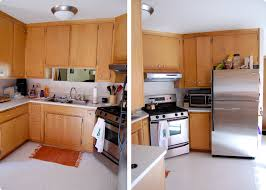 Before And After Kitchen Makeovers Before U0026 After An Affordable Kitchen Makeover