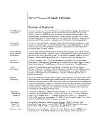 project management resume example cover letter professional summary on resume examples professional cover letter cover letter summary resume examples new of a template online job examplesprofessional summary on