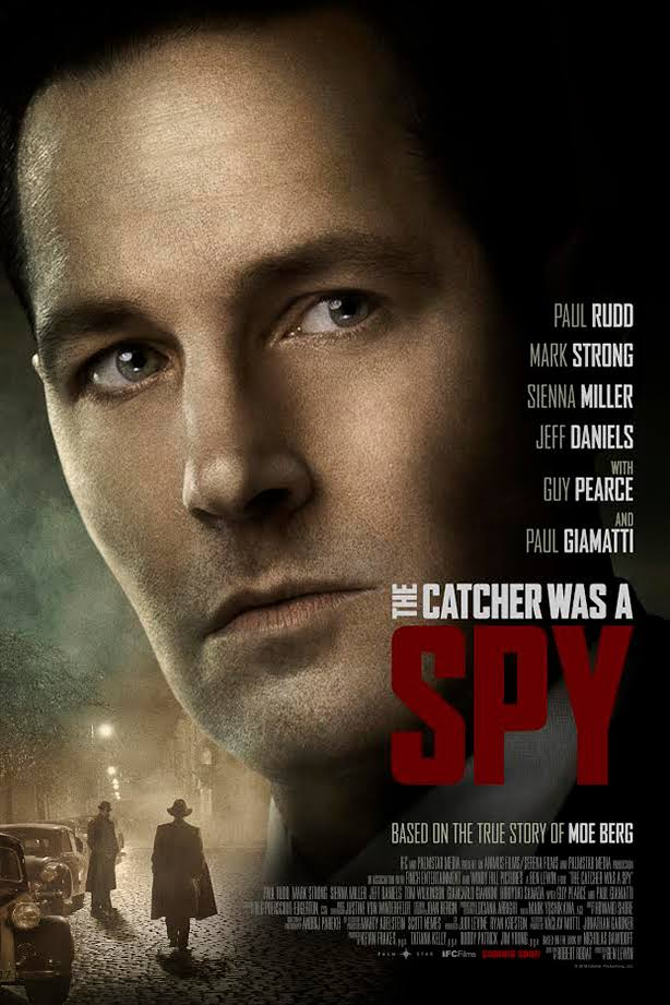 Image result for the catcher was a spy