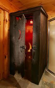 Cowboy Style Home Decor Best 25 Outhouse Bathroom Decor Ideas On Pinterest Outhouse
