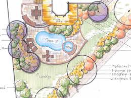 Best Backyard Design Images On Pinterest Landscaping - Backyard plans designs