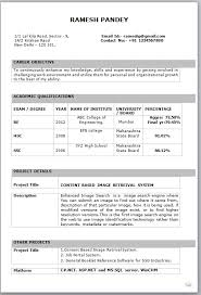 Sample Of Resume Cover Letter For Freshers Cover Letter For Resume With  Sample Cover Letter Format