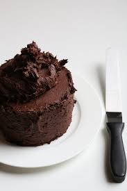 How To Decorate Chocolate Cake At Home Chocolate Cake With Chocolate Buttercream Recipe Popsugar Food