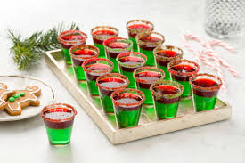 60 christmas jello shots recipes for holiday and thanksgiving