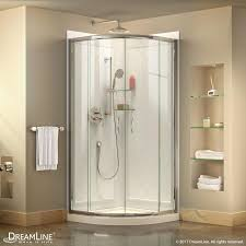 Lowes Small House Kits Shop Corner Shower Kits At Lowes Com