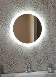 bathroom brilliant ideas using lighted mirror vanity for bathroom