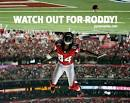 PYROMANIAC.COM | RODDY WHITE - Atlanta Falcons