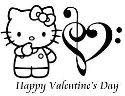 color pages valentines simple valentine coloring pages for kids