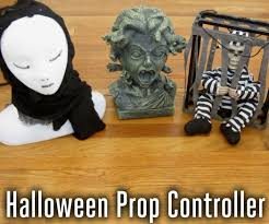 control your halloween decorations with arduino 12 steps with