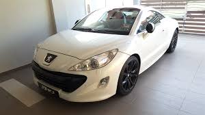 the car peugeot peugeot rcz dr koh kho king