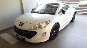 the car peugeot peugeot rcz dr koh kho king