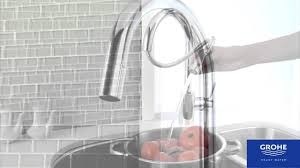 Grohe Concetto Kitchen Faucet by Grohe Concetto Youtube