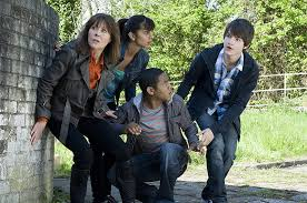 Sarah Jane, Rani, Clyde, and Luke - \u0026#39;The Sarah Jane Adventures,\u0026#39; Season 3. Sarah Jane, Rani, Clyde, and Luke. SARAH JANE ADVENTURES: Sarah Jane (Elisabeth ... - 01-0244mb