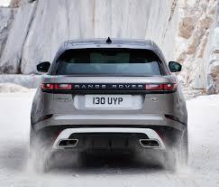 2018 range rover velar the awesomer