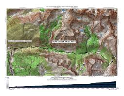 Peyton Colorado Map by Gore Creek Trail 2015 U2022 Hiking U2022 Colorado U2022 Hikearizona Com