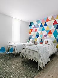 Best Bedroom Designs For Boys 21 Creative Accent Wall Ideas For Trendy Kids U0027 Bedrooms