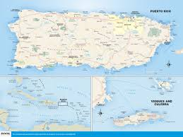Map Of Western Caribbean by Maps Of Puerto Rico Free Printable Travel Maps From Moon Guides