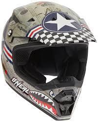 white motocross helmets 0618w 011 oneal 5 series wingman motocross helmet xs metal white