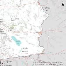 Colorado Unit Map by Gama Groundwater Ambient Monitoring And Assessment