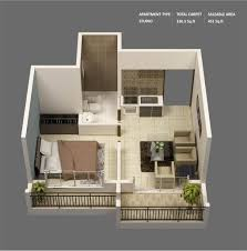 Simple 4 Bedroom House Plans by 50 One U201c1 U201d Bedroom Apartment House Plans Bedroom Apartment