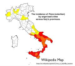 Italy Region Map by Geocurrents The Geography Blog Of Current Events