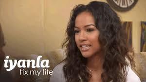 Karrueche Tran     s First Date with Chris Brown   Iyanla  Fix My Life     Karrueche Tran     s First Date with Chris Brown   Iyanla  Fix My Life   Oprah Winfrey Network