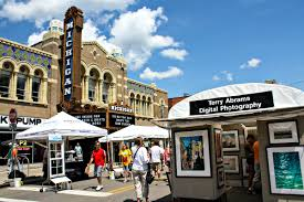 Jolly Pumpkin Ann Arbor Parking by What To Know Before Going To The Ann Arbor Art Fair The