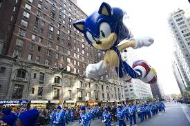 The History Of Thanksgiving Video Ready For Lift Off Millions Line The Streets Of New York For