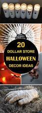 Halloween Tin Can Crafts 20 Dollar Store Halloween Decor Ideas Dollar Stores Diy