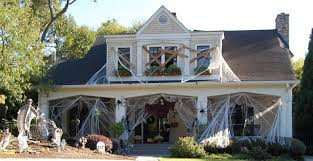 Housedesigners Decorating Your Homes Exterior For Halloween The House Designers