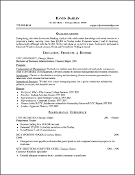 Resume Template  Primer Resume Templates One Page Resume Template     FAMU Online