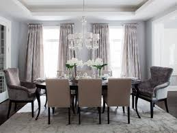 Contemporary Dining Room Sets Modern Dining Room Curtain Ideas Business For Curtains Decoration