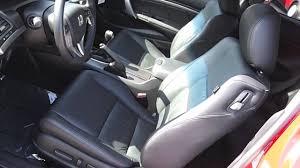 2010 honda accord coupe ex l v6 6 speed manual youtube
